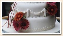 Esküvői torta, esküvői torták